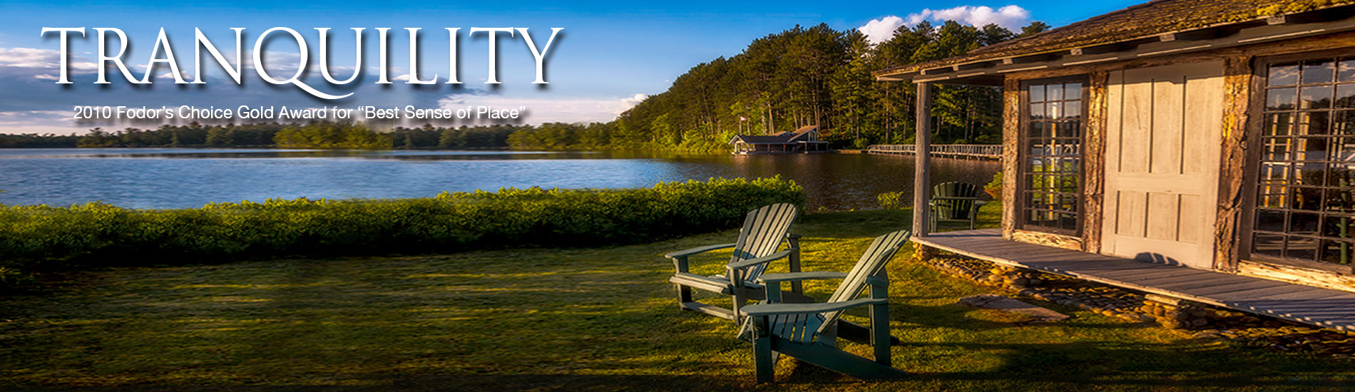 Adirondack Vacation Rentals | Adirondack Lodging | Lakefront