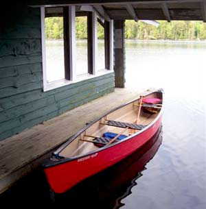 White Pine Camp Guide Adirondack Canoeing